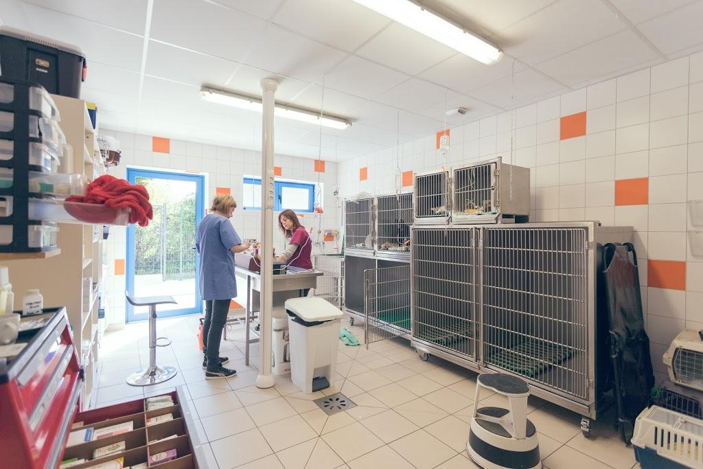 Salle des opérations et traitements